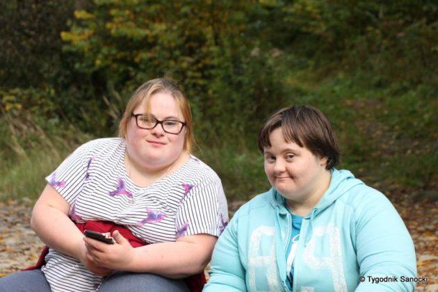 otaczarnia 15 630x420 - Otaczarnia – jesienna wyprawa podopiecznych Sanockiego Stowarzyszenia na Rzecz Osób Niepełnosprawnych Intelektualnie