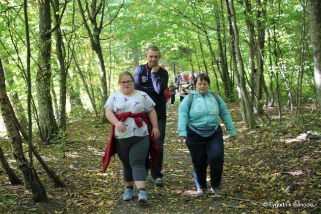 otaczarnia 20 630x420 - Otaczarnia – jesienna wyprawa podopiecznych Sanockiego Stowarzyszenia na Rzecz Osób Niepełnosprawnych Intelektualnie