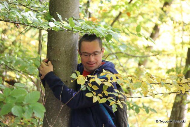 otaczarnia 21 630x420 - Otaczarnia – jesienna wyprawa podopiecznych Sanockiego Stowarzyszenia na Rzecz Osób Niepełnosprawnych Intelektualnie