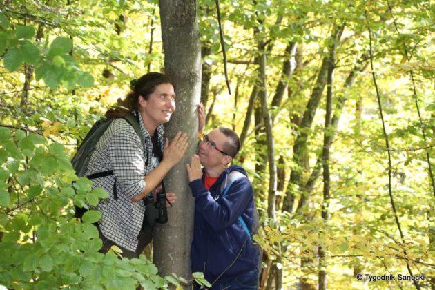 otaczarnia 22 630x420 - Otaczarnia – jesienna wyprawa podopiecznych Sanockiego Stowarzyszenia na Rzecz Osób Niepełnosprawnych Intelektualnie
