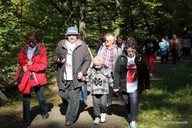 otaczarnia 4 630x420 - Otaczarnia – jesienna wyprawa podopiecznych Sanockiego Stowarzyszenia na Rzecz Osób Niepełnosprawnych Intelektualnie