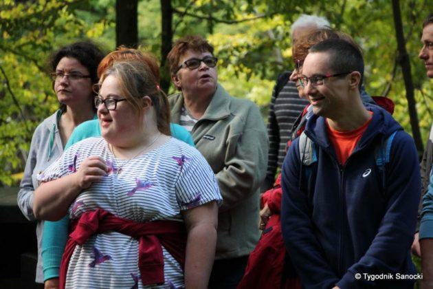 otaczarnia 9 630x420 - Otaczarnia – jesienna wyprawa podopiecznych Sanockiego Stowarzyszenia na Rzecz Osób Niepełnosprawnych Intelektualnie