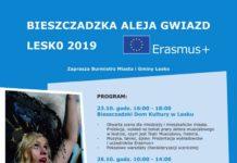 """Projekt: erasmus+ """"Bieszczadzka Aleja Gwiazd"""""""