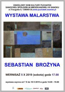 sebastian brożyna 212x300 - Sebastian Brożyna - artysta z odzysku