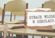 Strajk włoski w szkołach