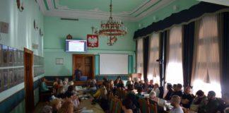 Szkolenie Obwodowych Komisji Wyborczych w Sanoku