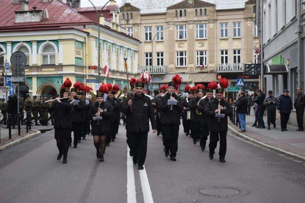 więto niepodległości 5 629x420 - Sanok w rocznicę odzyskania niepodległości