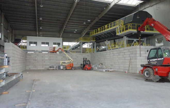 3 659x420 - W Zakładzie Unieszkodliwiania Odpadów w Krośnie prowadzone są intensywne prace modernizacyjne