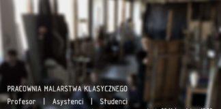 BWA Galeria Sanocka i Akademia Sztuk Pięknych im. Władysława Strzemińskiego w Łodzi zapraszają na wernisaż