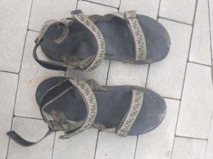Camino w sandałach na szlaku Jakubowym