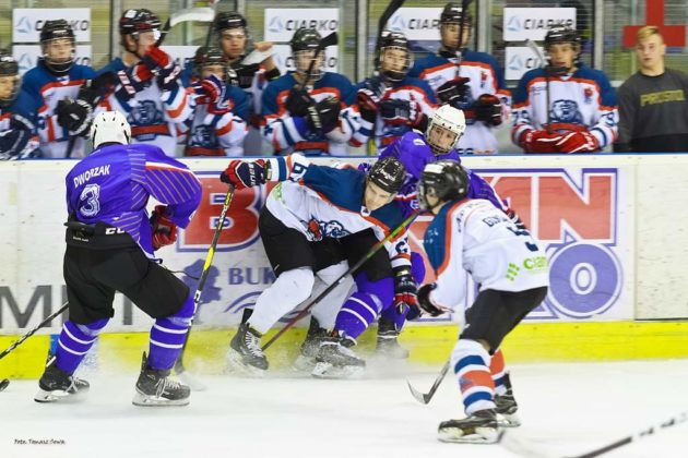 Foto Tomasz SowaIMG 3579 630x420 - Zwycięski dublet Niedźwiadków po bardzo zaciętych meczach