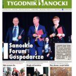Rozwój przedsiębiorczości to rozwój miasta - nowy Tygodnik Sanocki już w sprzedaży