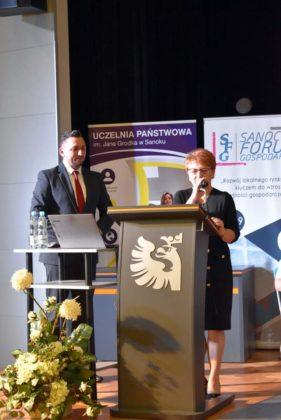 I sanockie forum gospodarcze 19 281x420 - ISanockie Forum Gospodarcze - wyróżnienia