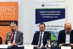 IMG 5026 300x200 - W Zakładzie Unieszkodliwiania Odpadów w Krośnie prowadzone są intensywne prace modernizacyjne