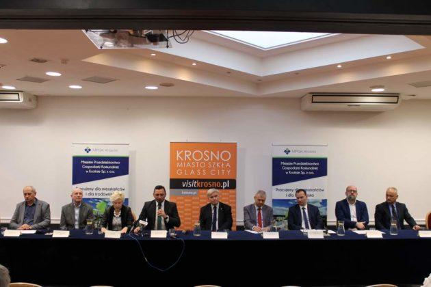 IMG 5033 630x420 - W Zakładzie Unieszkodliwiania Odpadów w Krośnie prowadzone są intensywne prace modernizacyjne