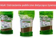 Salmonella w pieprzu mielonym. Produkt wycofany. Ostrzeżenie GIS