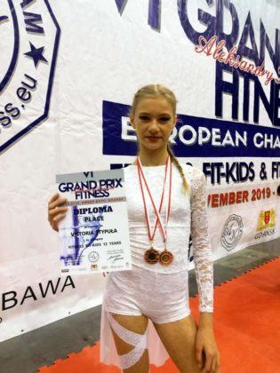 Spartanie zdobyli 12 medali na Mistrzostwach Europy  315x420 - Spartanie zdobyli 12 medali na Mistrzostwach Europy!