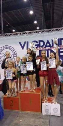Spartanie zdobyli 12 medali na Mistrzostwach Europy 4 210x420 - Spartanie zdobyli 12 medali na Mistrzostwach Europy!