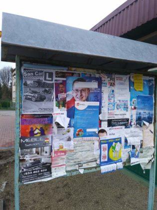 banery 3 315x420 - Plakaty wyborcze nadal wiszą i szpecą miasto