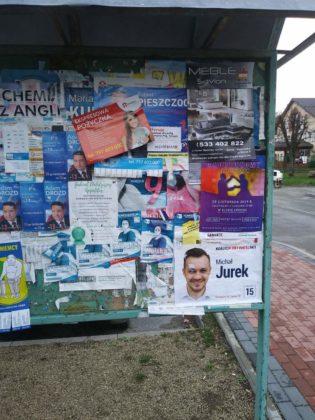 banery 4 1 315x420 - Plakaty wyborcze nadal wiszą i szpecą miasto