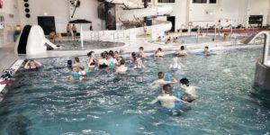 basen 2 300x150 - Sanockie baseny od momentu otwarcia cieszą się sporym zainteresowaniem