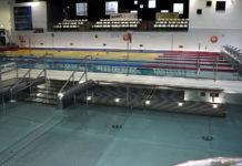 Uruchomienie basenu w połowie listopada (video)
