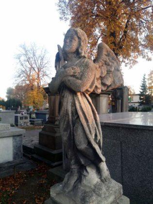cmentarz14 315x420 - Spacer postarych cmentarzach wSanoku