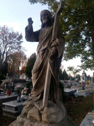 cmentarz16 315x420 - Spacer postarych cmentarzach wSanoku