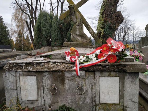 grób 560x420 - Sanok w rocznicę odzyskania niepodległości