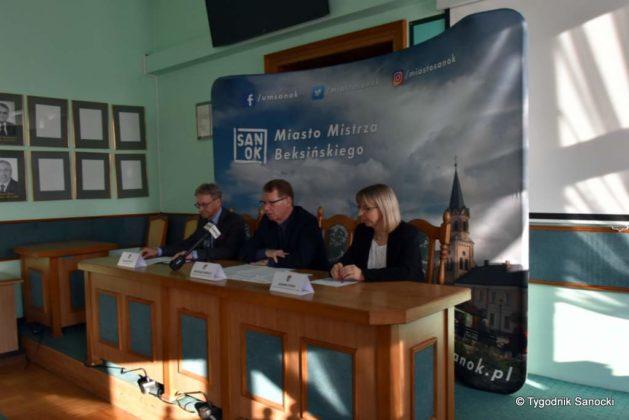 konferencja 1 629x420 - Konferencja prasowa dotycząca zaistniałej sytuacji w Przedszkolu nr 3