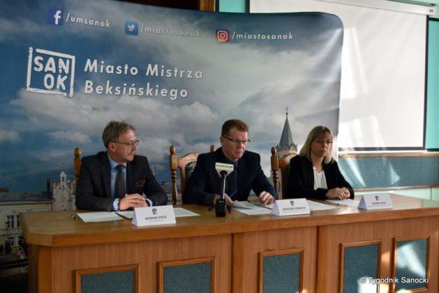konferencja 11 629x420 - Konferencja prasowa dotycząca zaistniałej sytuacji w Przedszkolu nr 3