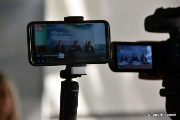 konferencja 15 629x420 - Konferencja prasowa dotycząca zaistniałej sytuacji w Przedszkolu nr 3