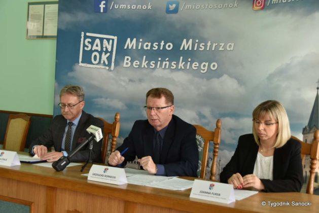 konferencja 6 629x420 - Konferencja prasowa dotycząca zaistniałej sytuacji w Przedszkolu nr 3