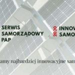 Innowacyjny Samorząd. Konkurs Samorzad.pap.pl