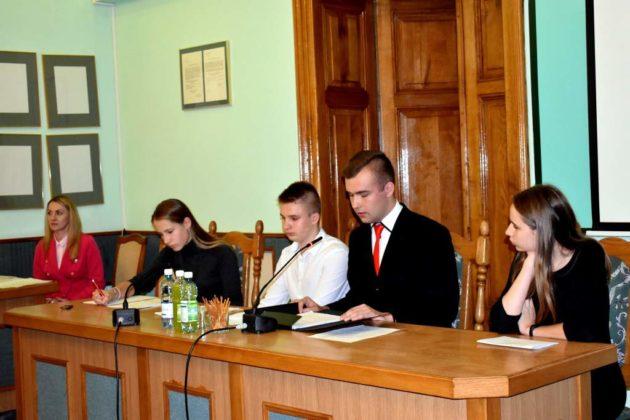 rada1 630x420 - Młodzieżowa Rada Miasta Sanoka - II posiedzenie