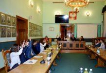 Młodzieżowa Rada Miasta Sanoka - II posiedzenie