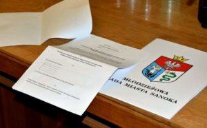 rada3 300x186 - Młodzieżowa Rada Miasta Sanoka - II posiedzenie