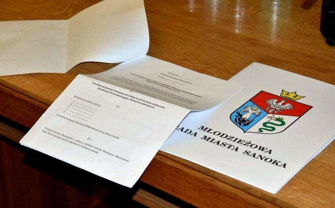 rada3 677x420 - Młodzieżowa Rada Miasta Sanoka - II posiedzenie