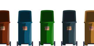 Harmonogram odbioru odpadów 2020