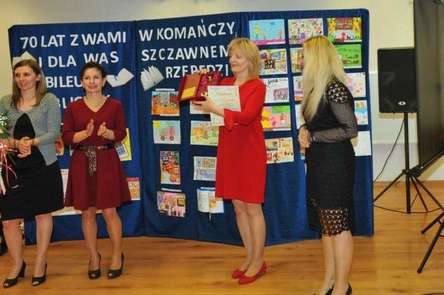 Jubileusz 70-lecia Bibliotek Publicznych w Komańczy oraz Szczawnem