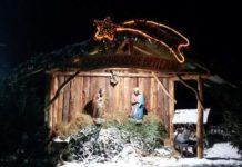 Pasterka w międzybrodzkim Betlejem