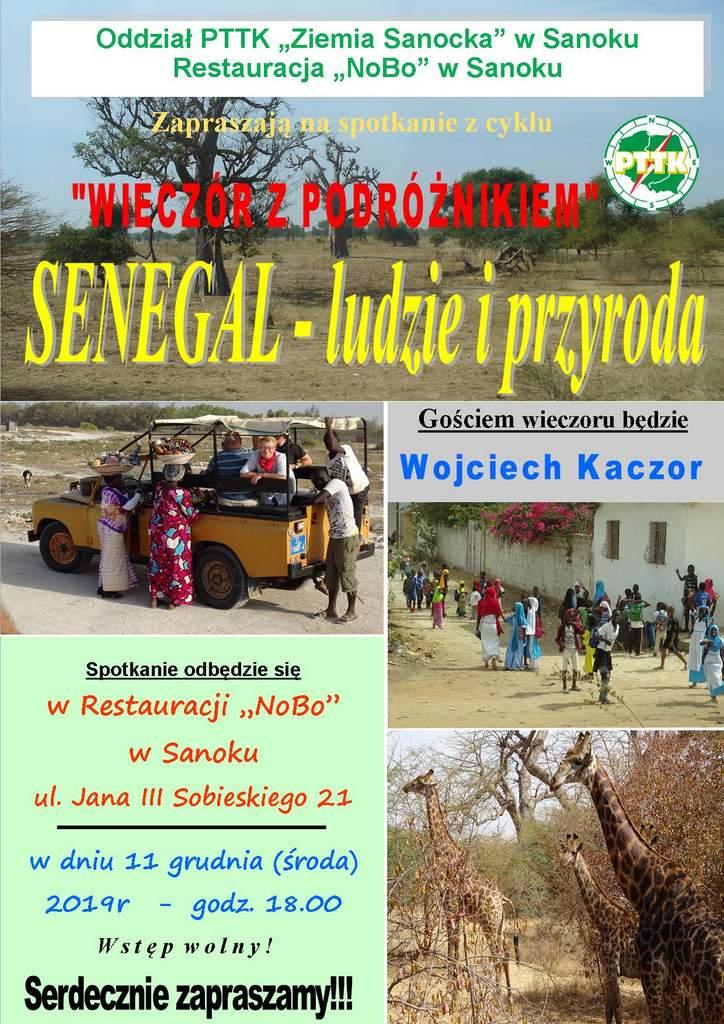 Wieczór z Podróżnikiem Wojciech Kaczor - Tygodnik Sanocki
