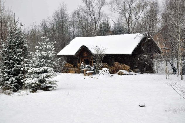Zima w Bieszczadach 1 632x420 - Zima w Bieszczadach