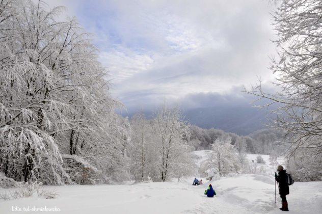 Zima w Bieszczadach 13 632x420 - Zima w Bieszczadach