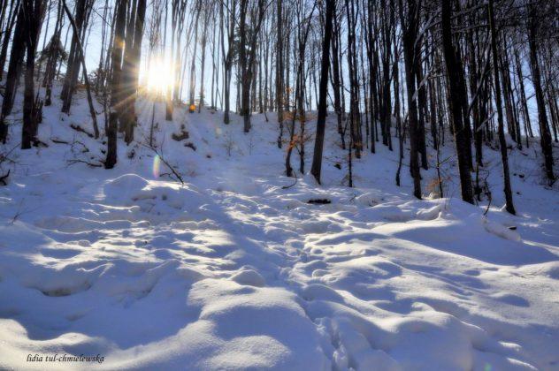 Zima w Bieszczadach 19 632x420 - Zima w Bieszczadach
