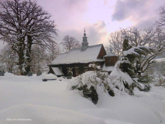 Zima w Bieszczadach 20 560x420 - Zima w Bieszczadach