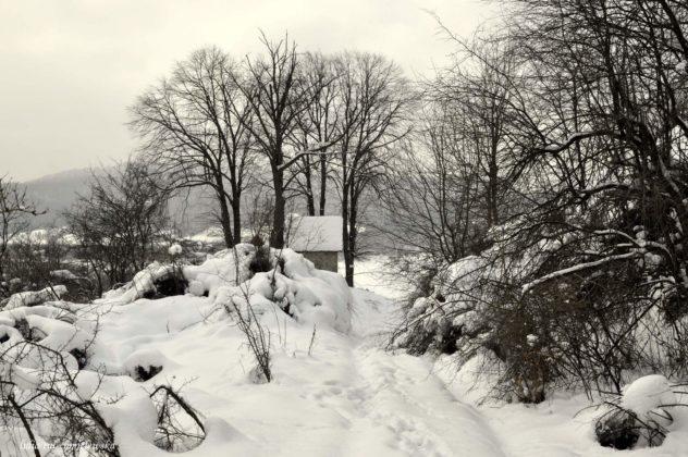 Zima w Bieszczadach 21 632x420 - Zima w Bieszczadach