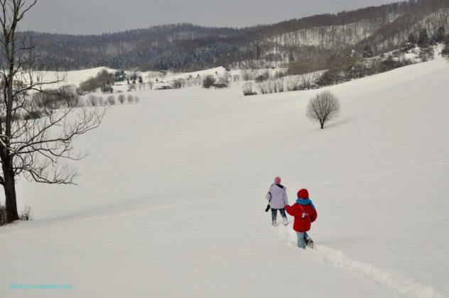 Zima w Bieszczadach 23 632x420 - Zima w Bieszczadach