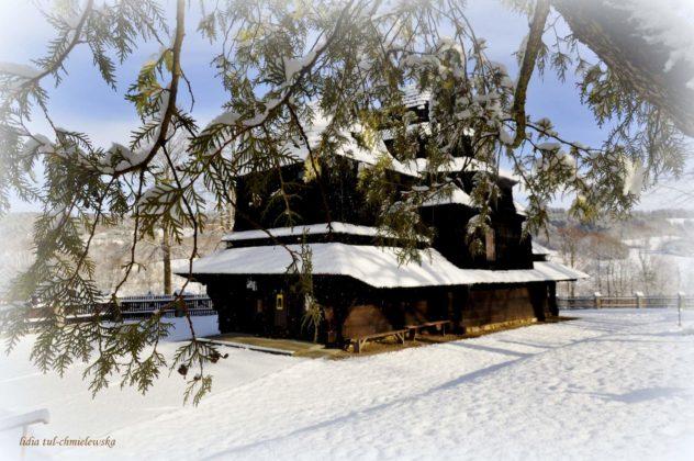 Zima w Bieszczadach 25 632x420 - Zima w Bieszczadach