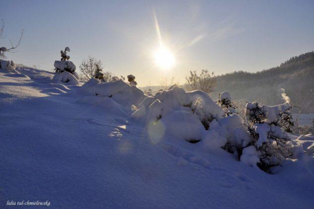 Zima w Bieszczadach 4 632x420 - Zima w Bieszczadach